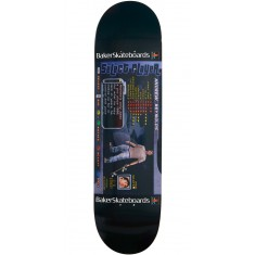Baker Player Select Skateboard Deck - Andrew Reynolds - 8.25