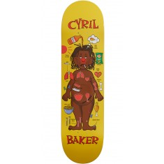 Baker Surgery Skateboard Deck - Cyril Jackson - 8.0