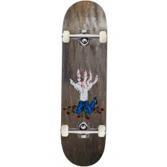 Baker Hands On Complete Skateboard Complete - Figgy - 8.3875