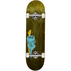 Baker Hands On Complete Skateboard Complete - Spanky - 8.25