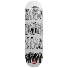 Hopps Steve Brandi Waiting Skateboard Deck - 8.375""