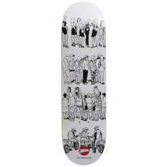 Hopps Joel Meinholz Waiting Skateboard Deck - 8.50""
