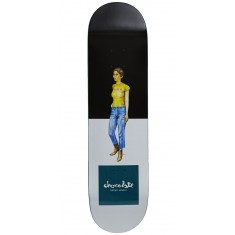 Chocolate Everyday People Alvarez Skateboard Deck - 8.00""