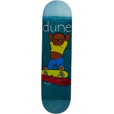 Dune Curb Crusher 2 Skateboard Deck - 8.25""