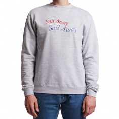 CCS Sail Away Sweatshirt - Grey