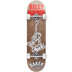 Baker From The Grave Skateboard Complete - Riley Hawk - 8.125