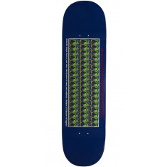 Baker Illusion Skateboard Deck - Ostrander - 8.50
