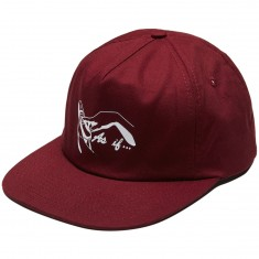 CCS As If Hat - Burgundy