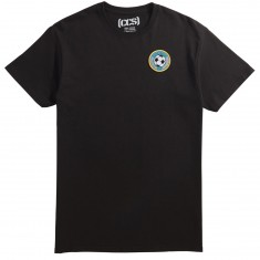 CCS FC Patch T-Shirt - Black