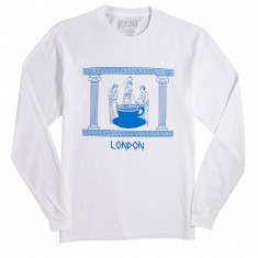CCS London Long Sleeve T-Shirt - White