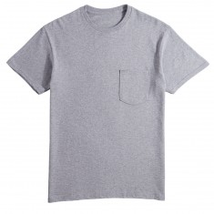 CCS Staple Pocket T-Shirt - Heather Grey