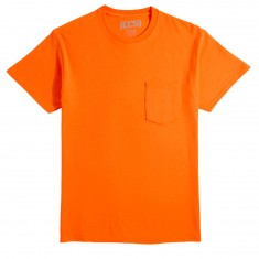 CCS Staple Pocket T-Shirt - Orange