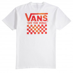 503cacaa16659d Long Sleeve · Short Sleeve · Vans X CCS Classic Stack T-Shirt - White