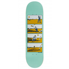 Passport Step By Step Dig Skateboard Deck - 8.38""