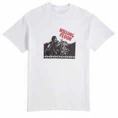 The Killing Floor Burning Spear T-Shirt - White