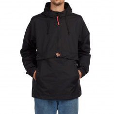 The Killing Floor 92 Pullover Parka Jacket - Black/Pink
