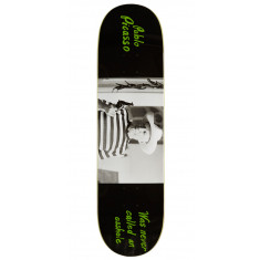 Lovesick Not Like You Black Skateboard Deck - 8.25""