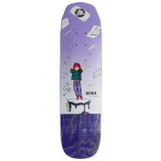 Welcome Magilda Mini Nora Vasconcellos On Wicked Mini Skateboard Deck - 7.60""