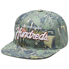 b573abe7784 The Hundreds Team Two Snapback Hat - Camo