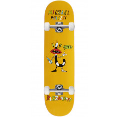 """Pizza Pizzaah Monster Pulizzi Skateboard Complete - 8.00"""""""
