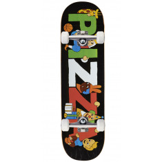 """Pizza Party Skateboard Complete - 8.50"""""""