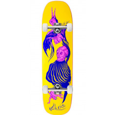 """Welcome Isobel Lay on Stonecipher Skateboard Complete - Yellow - 8.60"""""""