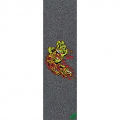 Mob X Santa Cruz Sreaming Hand Art Show Vol 2 Grip Tape - Dirt Donny Hand