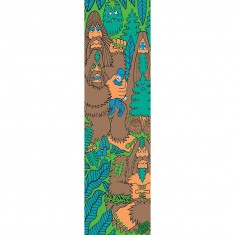 Mob X Bigfoot Grip Tape - Bigfoot Preserving the Sanctuary