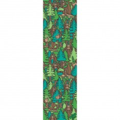Mob X Bigfoot Grip Tape - Bigfoot Forest Camo