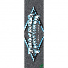 Mob X Thrasher Grip Tape - Chrome