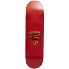 Pizza McWebb Skateboard Deck - 8.25""