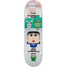 Frog Scream Ur Dream Skateboard Complete - 8.50""