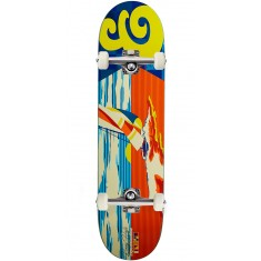 """Expedition Tradewinds Hoyle Skateboard Complete - 7.90"""""""