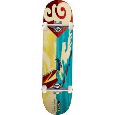 Expedition Tradewinds Hoyle Skateboard Complete - 8.25""