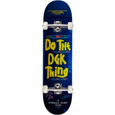 DGK Thing Quise Skateboard Complete - 8.06""