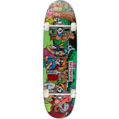 Paisley Serial Party Skateboard Complete - 8.875