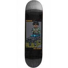 "Sk8 Mafia Legends 2 Kremer Skateboard Deck - 8.25"" - Black"