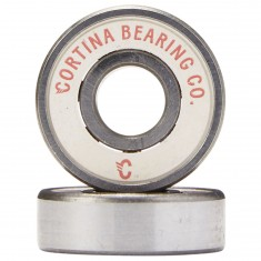 Cortina Presto Bearings - Silver