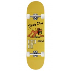 Pizza Webb WW3 Skateboard Complete - 8.25""