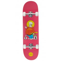 Pizza Big Cheese Skateboard Complete - 8.50""