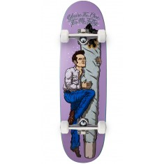 Paisley You're The One For Me Fatty Skateboard Complete - 8.875""