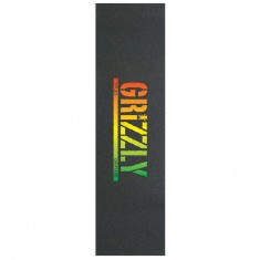Grizzly T-Puds Rasta Stamp Griptape