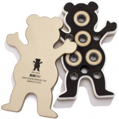 Grizzly Bear-Ings Skateboard Bearings - Abec 7
