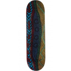 Trap X Coogi New Native Skateboard Deck - 8.50""
