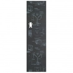 Grizzly Jordan Maxham Griptape - Black