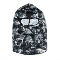 Raised by Wolves Wolf Pack Balaclava - Black