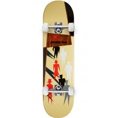 "Stereo Lee Shadowgraph Skateboard Complete - 8.25"" - Brown"