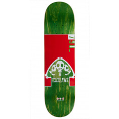 "Alien Workshop Bunker Issue Skateboard Deck - 8.38"" - Green"