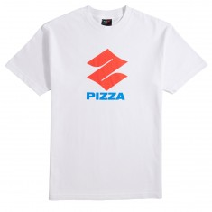 Pizza Pizuki T-Shirt - White