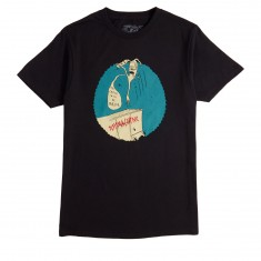 Toy Machine Crack T-Shirt - Black